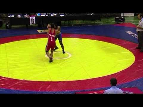 2013 Commonwealth Championships: 84 kg Final Pawan Kumar (IND) vs. Naresh Kumar (IND)