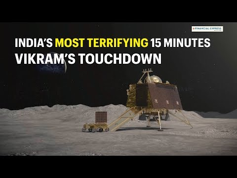 Chandrayaan 2 landing