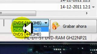 Como grabar DVD de Video_TS con Nero