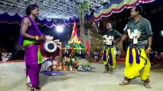 Karmsani puja song Sambalpuri- bhut dharichhe