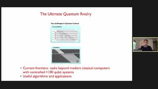 Mikhail LUKIN, New frontier of quantum science and engineering