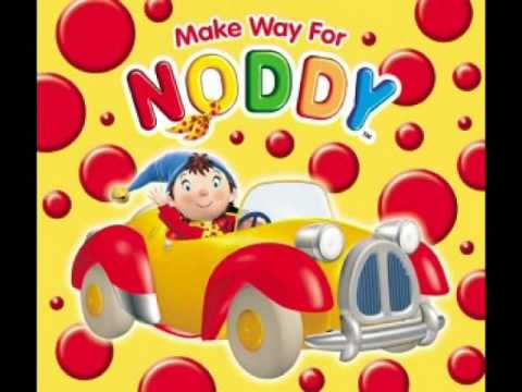 Make Way For Noddy Single- Full Theme