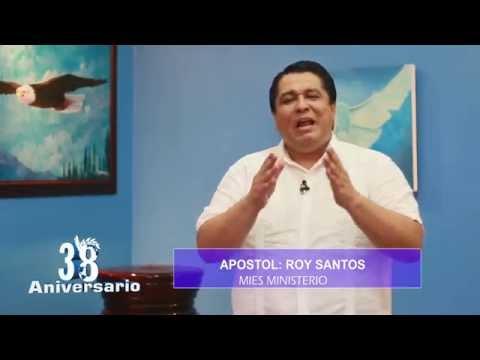 38 Aniversario   Pastor Roy Santos