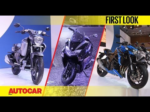 Suzuki Motorcycles | Burgman Street, GSX-S750 & More At The Auto Expo 2018 | Autocar India