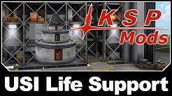 KSP Mods - USI Life Support