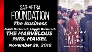 The Business: Q&A with Jeanie Bacharach and Maggie Bacharach of THE MARVELOUS MRS. MAISEL
