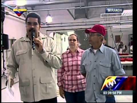 Nicolás Maduro rechaza corrupción de alcalde de Valencia y da última advertencia contra especulación