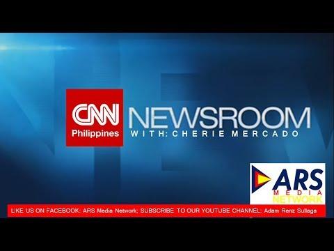 CNN Philippines Newsroom with Cherie Mercado (Opening) February 12, 2018