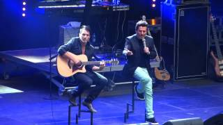 """Thomas Anders in Toila, Estonia  """"You're My Heart, You're My Soul"""" Unplugged Version"""
