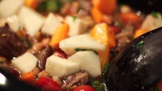 Slow Cooker Beef And Veg Casserole