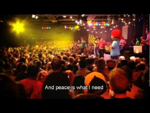 Jesus In My Life - Hillsong Worship for Kids (Super Strong God)