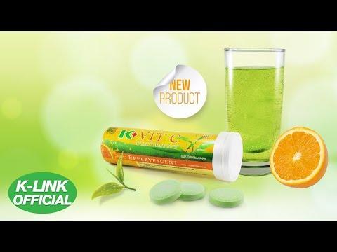 Iklan K-Vit C Plus Teavigo