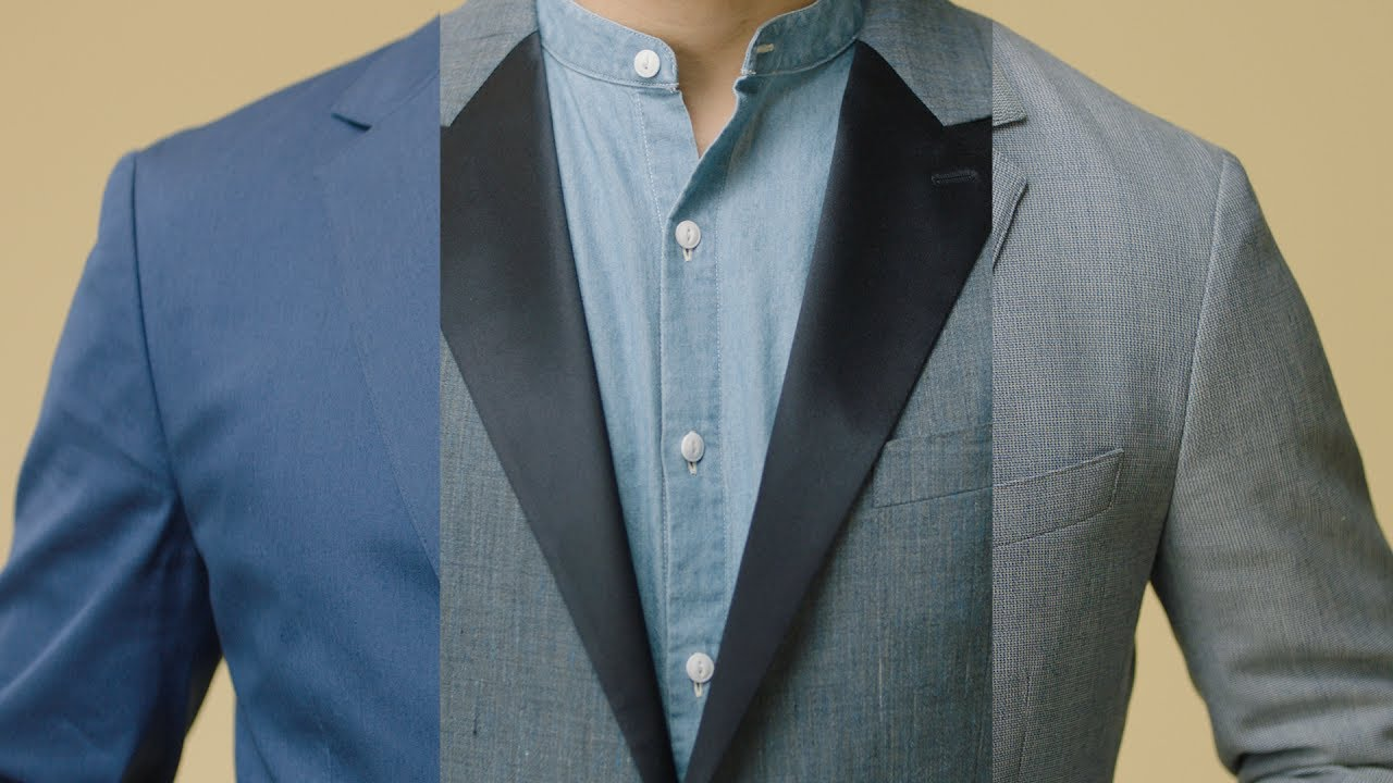 3 Ways to Wear Blue to a Summer Wedding | Bonobos - YouTube