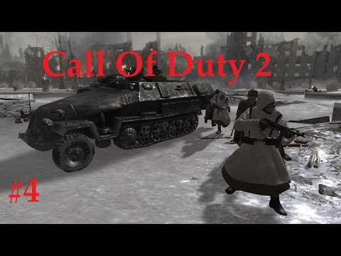Ep4 Call Of Duty 2 Enhanced Too Northern Africa The Brits Go
