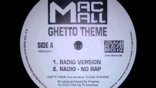 Video Mac Mall • Ghetto Theme TV Instrumental [MCMXCIV] download MP3, 3GP, MP4, WEBM, AVI, FLV Juni 2018