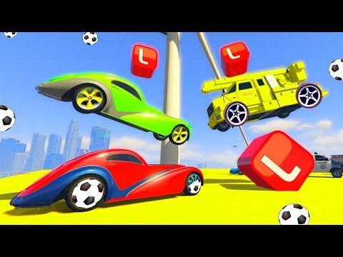 МЕГА Трактора и Веселые тачки!! Мультики про Машинки - Мултик для Детей и Малышей - Все серии подряд