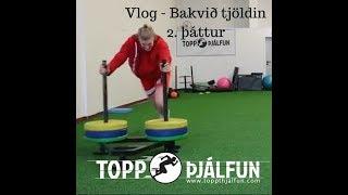 Bakvið tjöldin - Þáttur 2