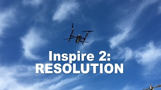 DJI Inspire 2 Connection Problems part 4: Resolution!