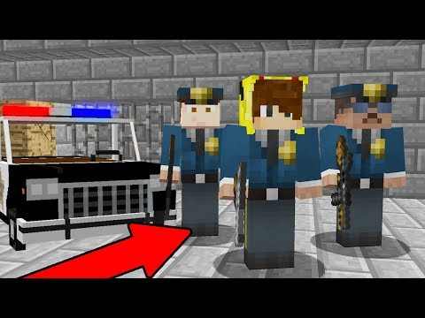 ISMETRG POLİS OLDU! 😲 - Minecraft