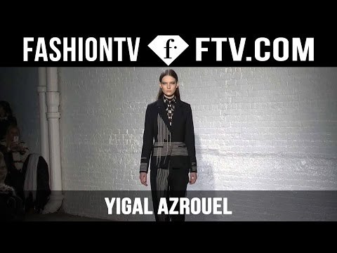 Yigal Azrouel Fall/Winter 2015 Designer's Inspiration  | New York Fashion Week NYFW | FashionTV