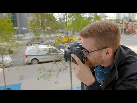Canon 50mm F1.8 STM Field Test with Tyler...