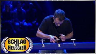 Spiel 1 - Fidget Spinner - Schlag den Henssler