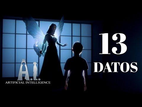 13 CURIOSIDADES sobre A.I. INTELIGENCIA ARTIFICIAL
