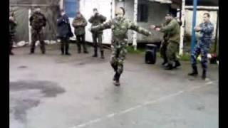 Чечня 2007. Краснодарская лезгинка.avi