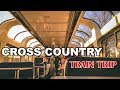 2018 Amtrak Cross Country Train Trip - Florida to Oregon