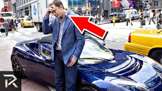 What No One Knew About Elon Musk's Life Story