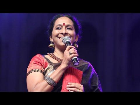 Bombay Jayashri at Sathyabama University's FemFest 2015 | Galatta Tamil