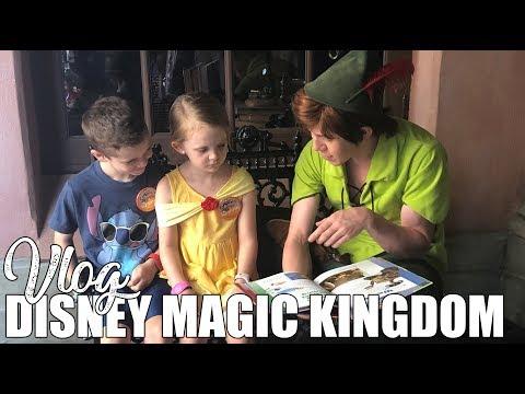 Magic Kingdom | Be Our Guest Breakfast | Animal Kingdom | Ohana Dinner | Disney World Day 2