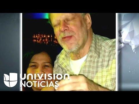 Autoridades confirman identidad del abatido presunto atacante en concierto de Las Vegas