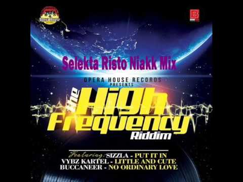 Skt Risto Niakk Mix The High Frequency Riddim