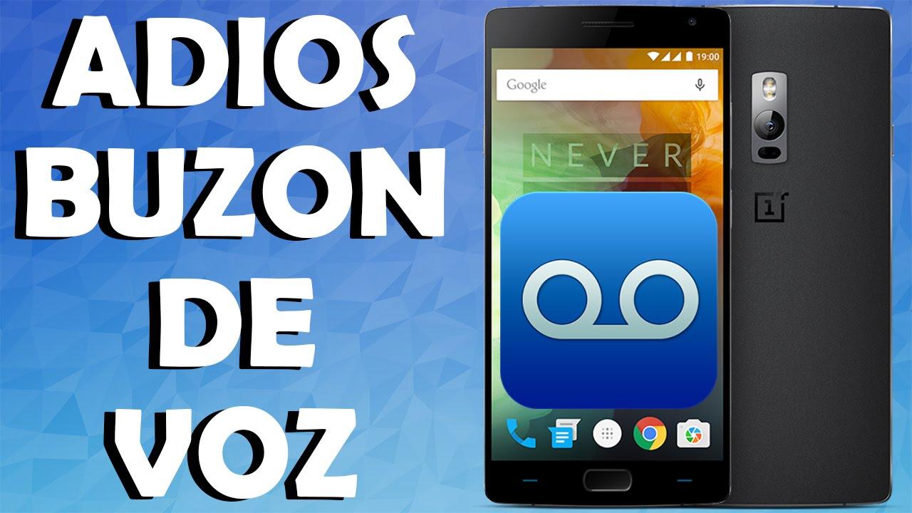 Como Eliminar El Icono De Buzon De Voz En Android Android
