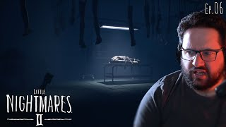[06] Little Nightmares II - Des corps partout!