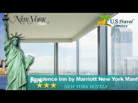 Residence Inn By Marriott New York Manhattan/Central Park - New York Hotels, New York