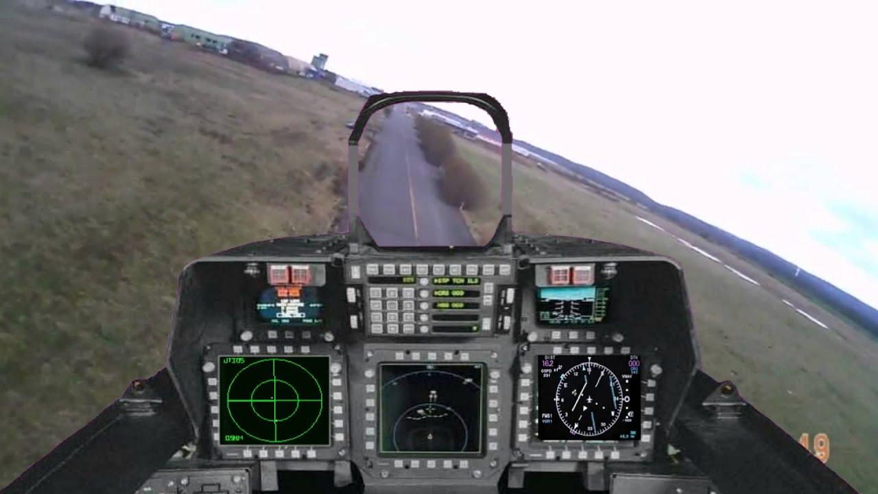F22 Raptor Cockpit  GlobalSecurityorg
