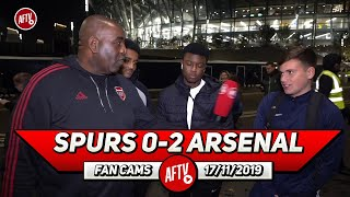 Tottenham 0-2 Arsenal (Ladies) | Nice To See Arsenal Win For Once!