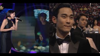 Video Kim Soo Hyun's reaction on Baek Seung Chan & Cindy (IU) scene FULL | ALi - Two Of Us Live download MP3, 3GP, MP4, WEBM, AVI, FLV Januari 2018