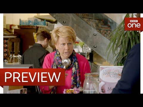 Clare Balding solves North Korea - Tracey Breaks the News: Episode 2 Preview - BBC One