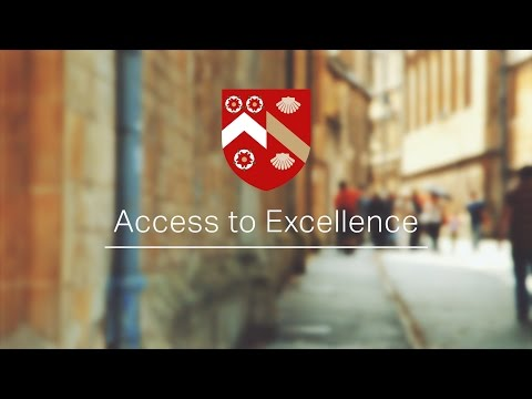 Wadham College - Access to Excellence