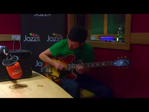 Rob Luft 'Slow Potion' Jazz FM live session