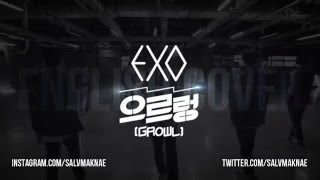 EXO - GROWL [ ENGLISH COVER ]
