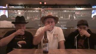 """I Love Beer Show"" Reviews Lupulin River Imperial IPA from Knee Deep Brewing at 595 Craft & Kitchen"