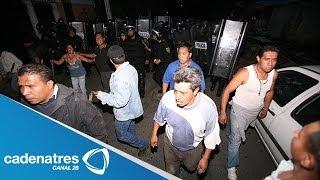 Enfrentamiento por predio en la colonia Ajusco Coyoacán; hay 4 heridos por bala