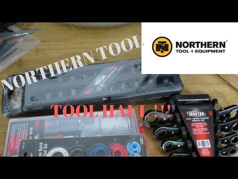 Tool Haul Part 3 - Northern Tool