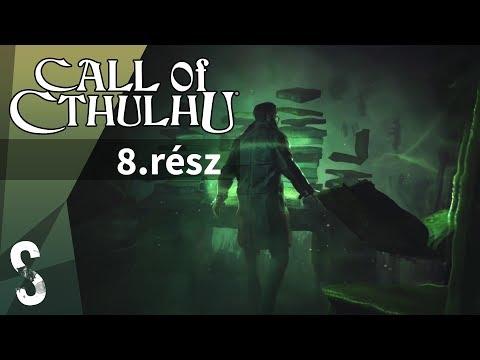 Call of Cthulhu végigjátszás magyar kommentárral 8.rész - A Névtelen könyvesbolt