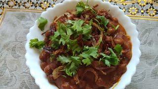 Chatpata Chana Masala | Ramzan Special Recipe | Ghare's kitchen