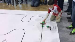 Robotchallenge (евролиния) на Робофест 2017